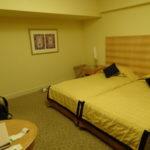 ホテルオークラ東京ベイ宿泊 スーペリアルーム