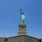 NY旅行記② 自由の女神