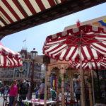 アナハイム旅行記その⓹ カーネション・カフェ