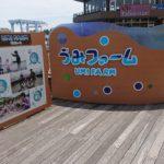 [単発観光日誌]八景島シーパラダイス(うみファーム編)
