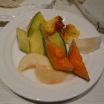 [単発観光日誌]千疋屋 世界のフルーツ食べ放題