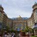 ディズニーランドホテル宿泊 コンシェルジュ バルコニーアルコーヴルーム(パークグランドビュー)